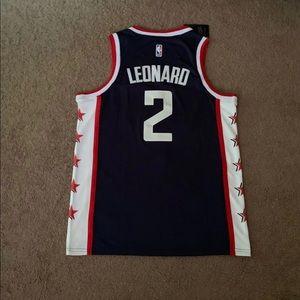 Kawhi Leonard Jersey
